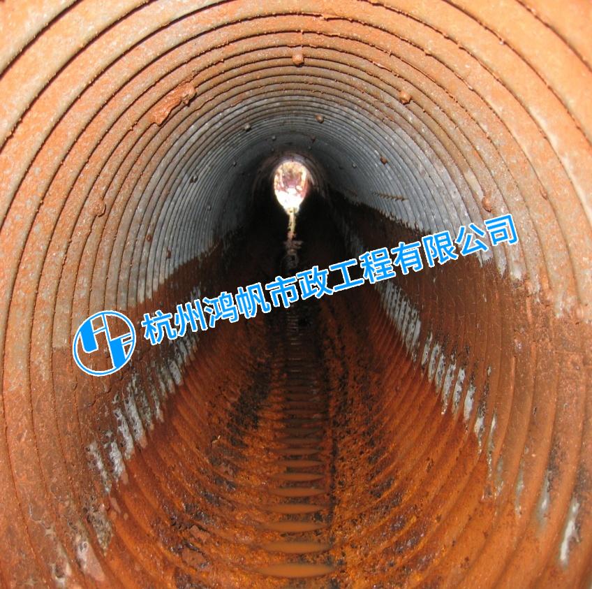 FIPP原位热塑成型修复_管道热塑成型修复